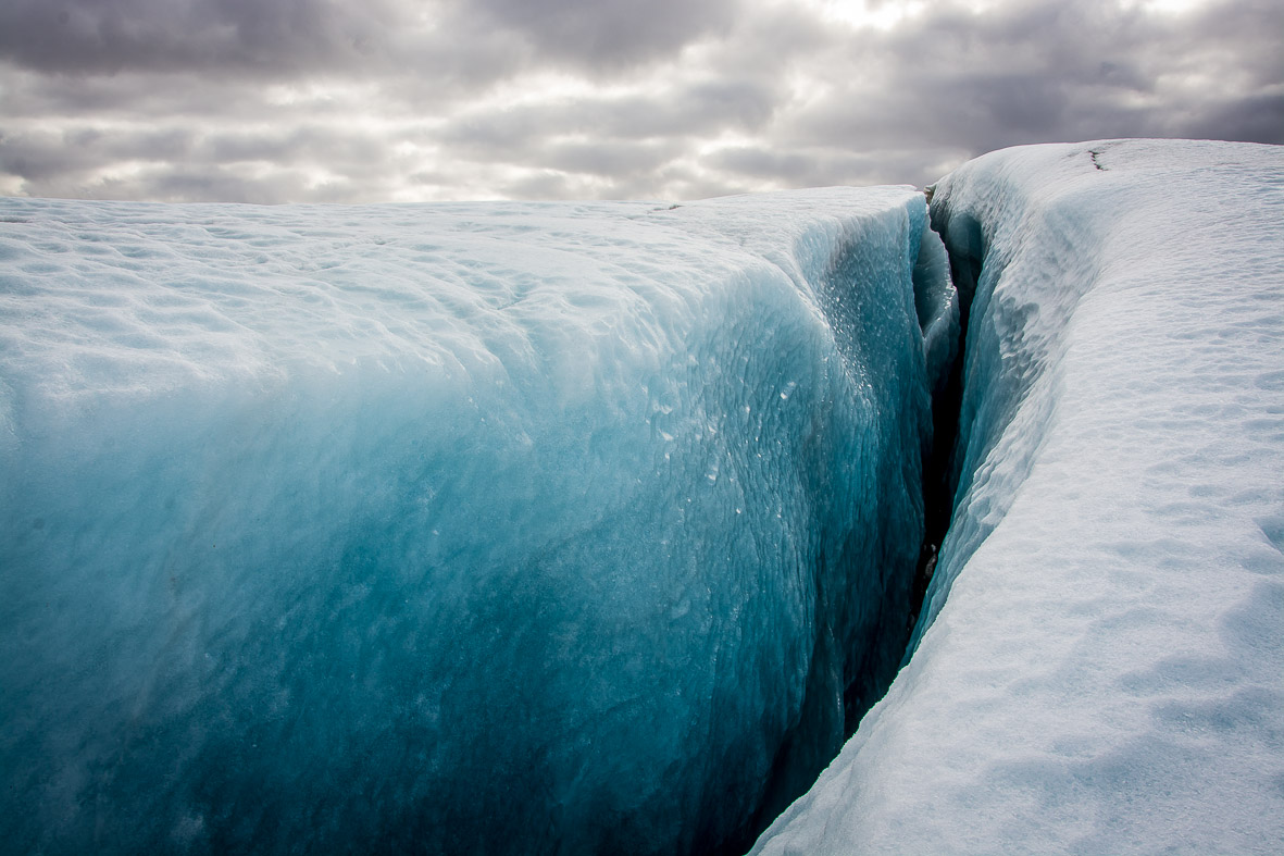 Heli glacier hiking Sólheimajökull Iceland | Asgard Beyond