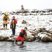 Professional training - Swiftwater Rescue technician Iceland