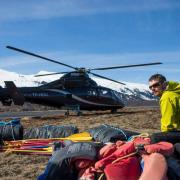 Heli day tours Iceland Private