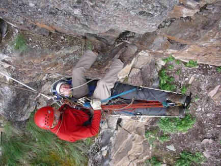 Rope Rescue Operator program Iceland RRO