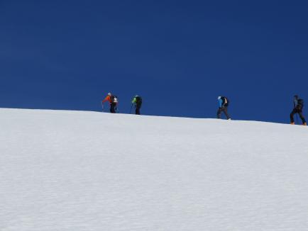 Ski tours iceland