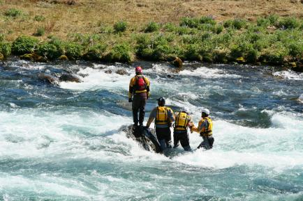 Flood Rescue technician advanced iceland