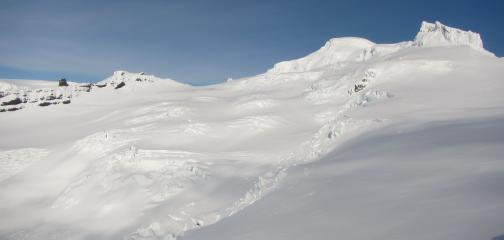 Ski-Mountaineering multi-day Iceland