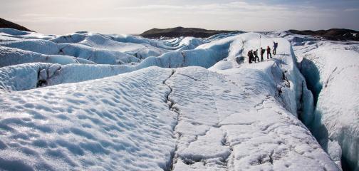 Glacier hike Reykjavik