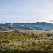Hills near Hveragerði
