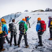 Iceland guides training