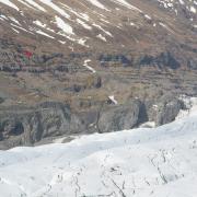 Heli hike Iceland