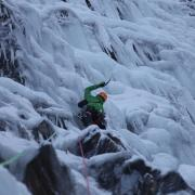 Private Ice climbing Iceland