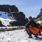 Heli rafting Markarfljot canyon day tour