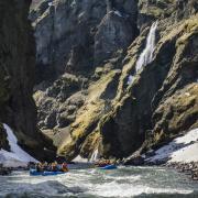Markarfljot private rafting
