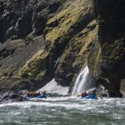 Private rafting Reykjavik Iceland