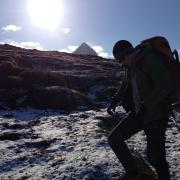 Alpine travel Iceland