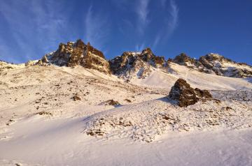 Alpine Snow climbing Reykjavik Iceland