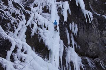 Ice climbing Iceland multi day tour
